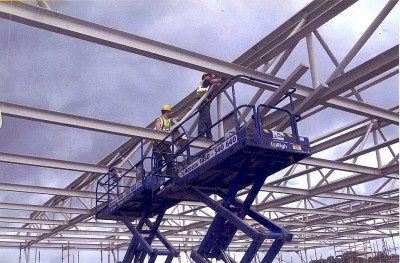 Industrical Structural Steel Fabrication & Erection from Henry McGinley & Sons Ltd, Donegal, Ireland